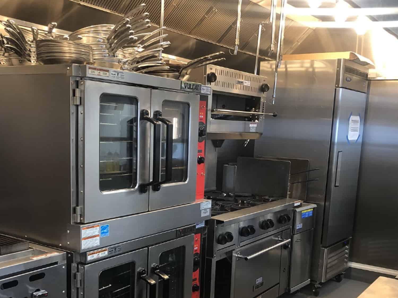 Commercial Range Oven
