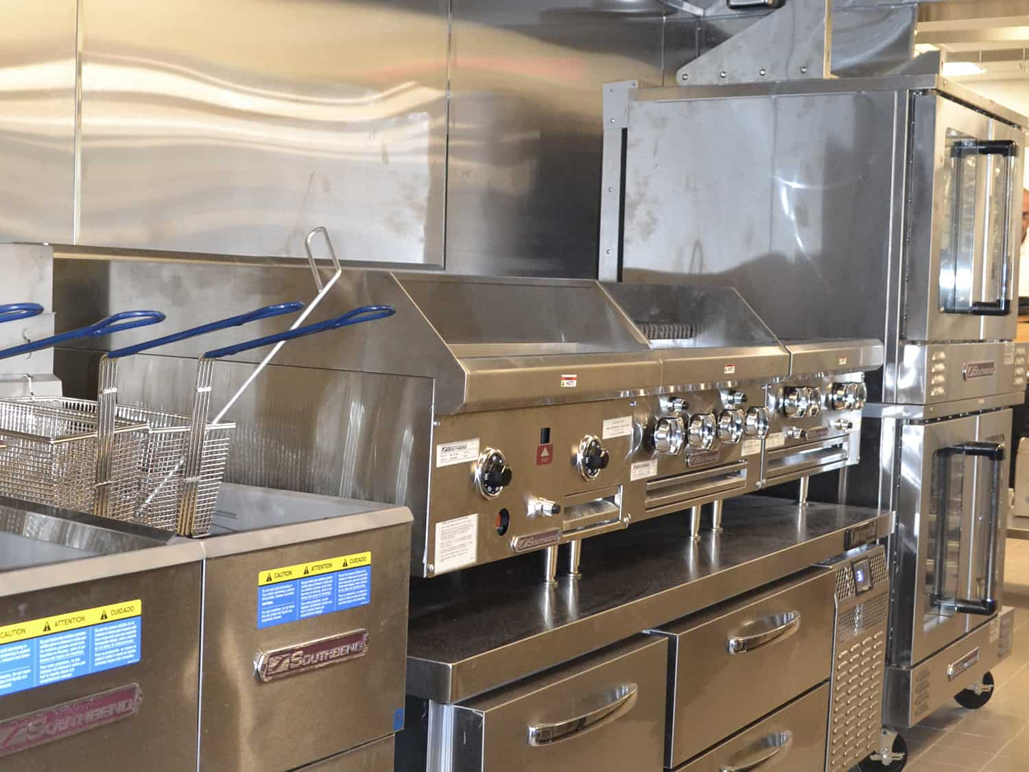 Commercial Griddles and Grill