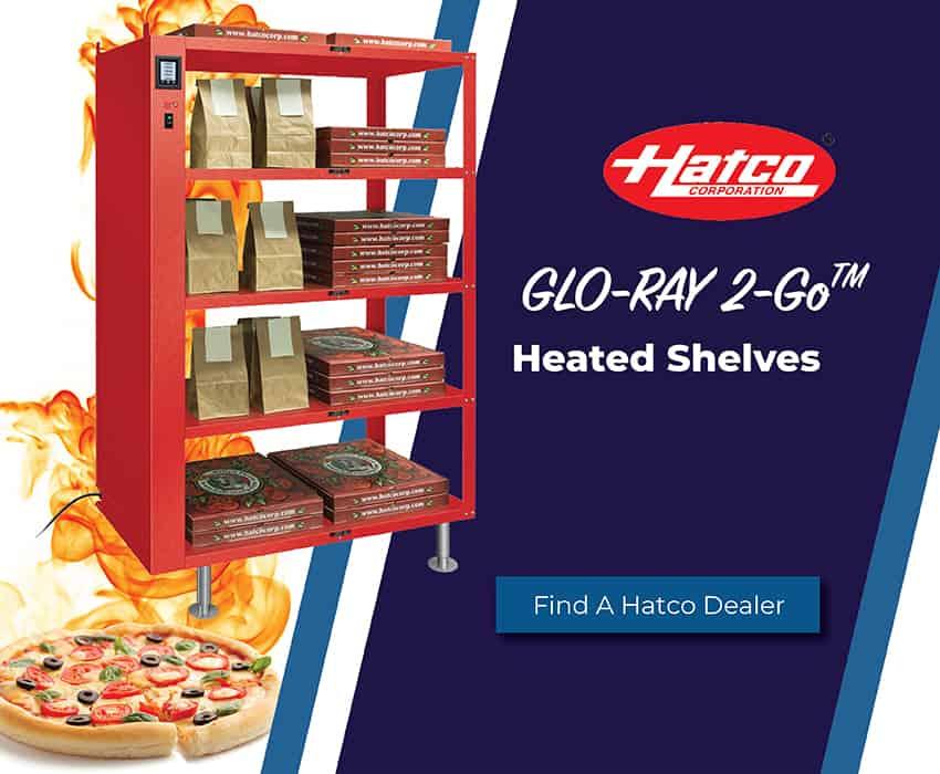 Hatco Go-Ray To-Go