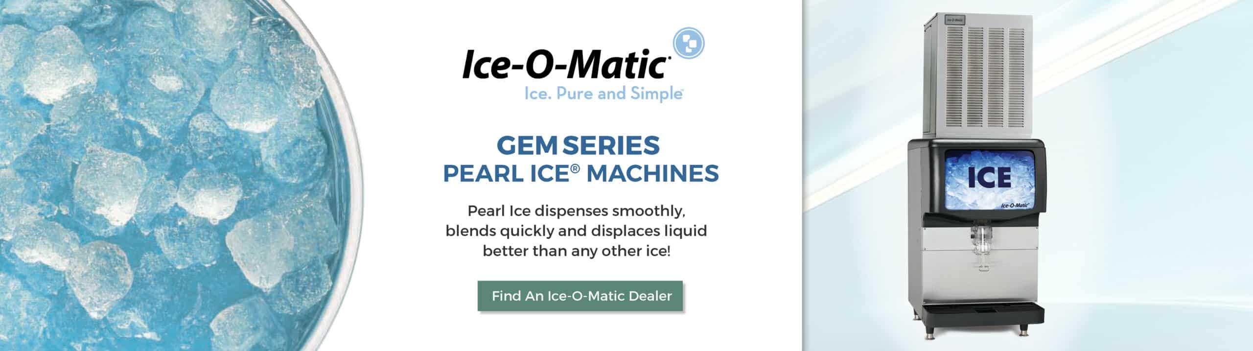Ice-O-Matic Gem Series