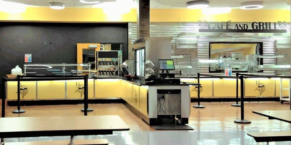 New Kensington School Cafeteria Design Build