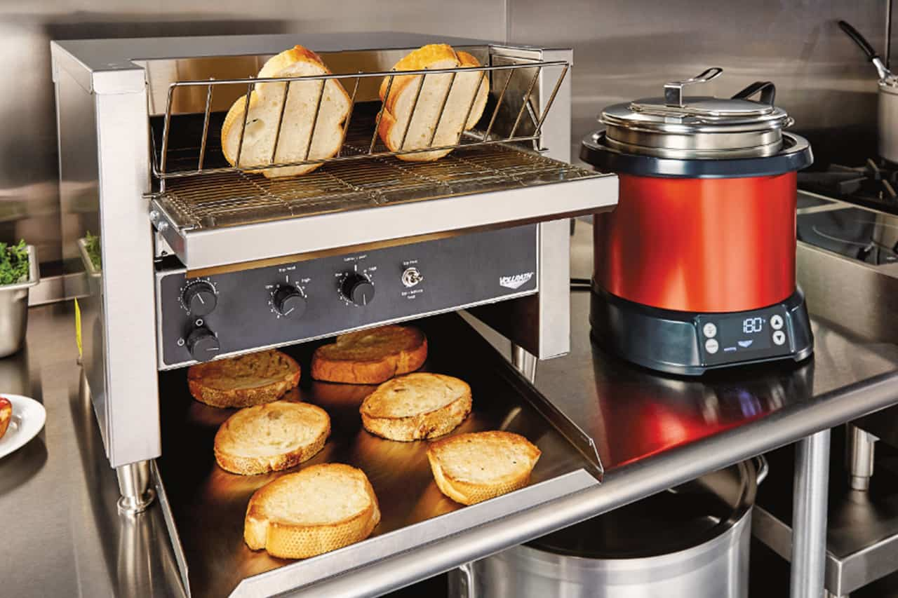 Vollrath Convery Toaster