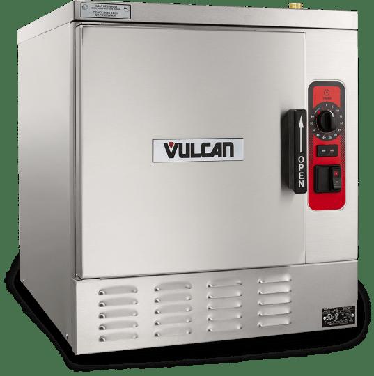 Vulcan Countertop Steamer