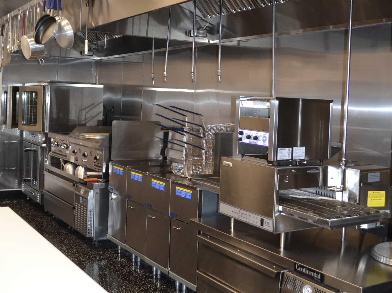 Fryer Oven Commercial Kitchen Equipment