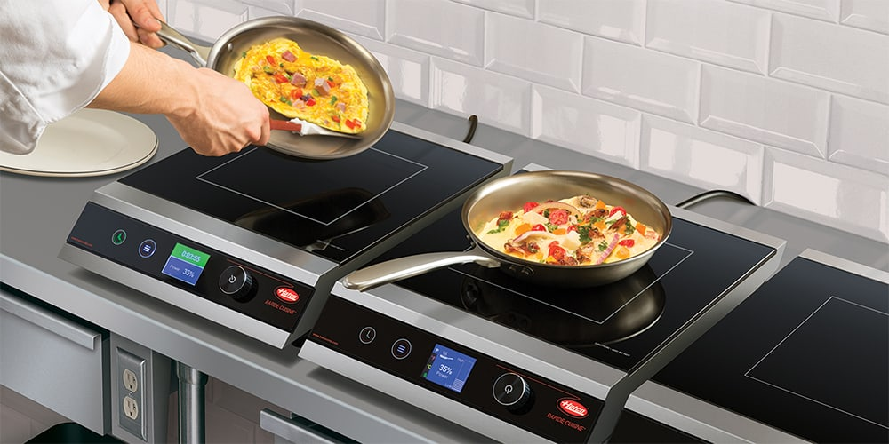Hatco Induction Light Cooking Solution