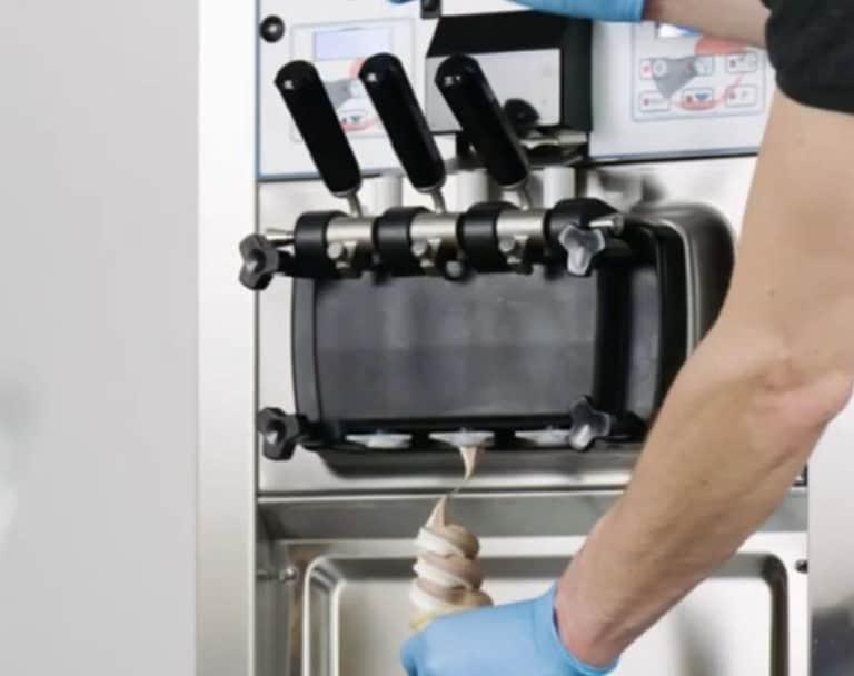 Spaceman® Ice Cream Equipment