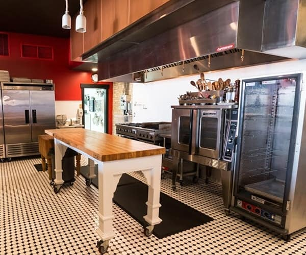Chefs Table Kitchen